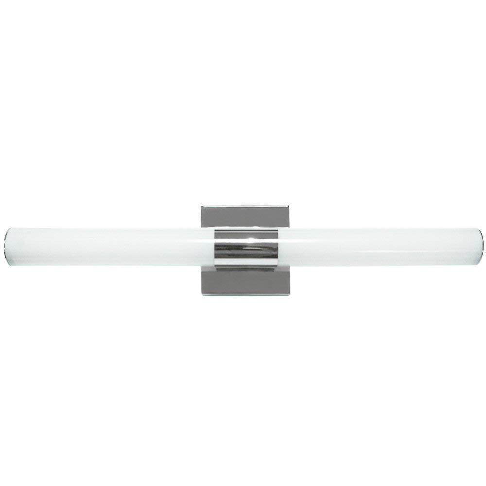 LED Vanity Lights 6000K Cool White 23Inch 12W Modern LED Tube Wall Light Fixtures Bathroom Makeup Mirror Light